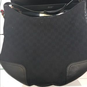 Gucci Hobo Bag with original packaging, pristine